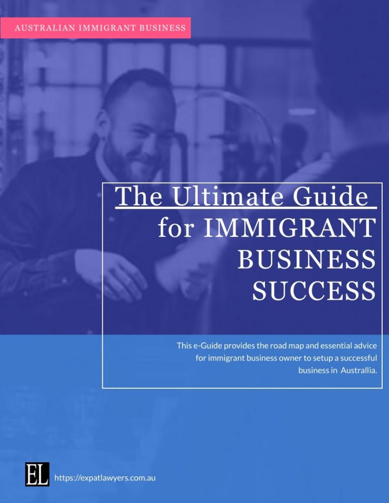 Ultimate Guide for Immigrant Busienss Success
