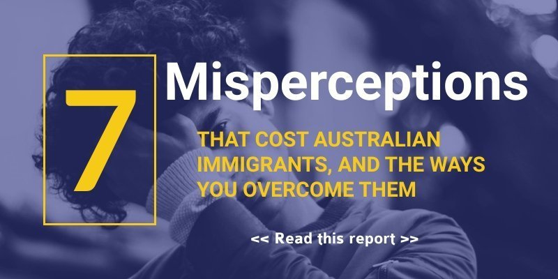 7-Misconceptions that cost Australian immigrants studied by ExpatLawyers